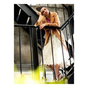 Japanesse Trench Coat